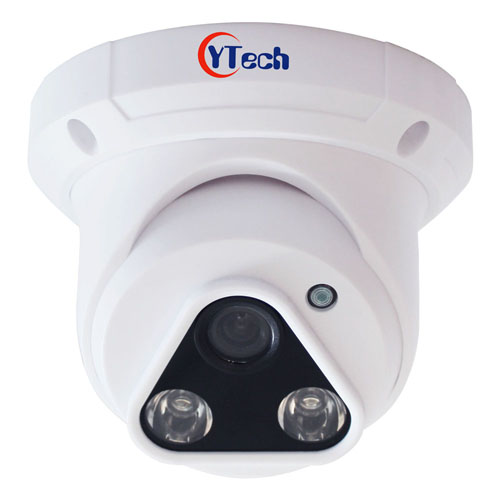 Indoor 30M IR 1.0M Pixel HD-AHD Dome Camera