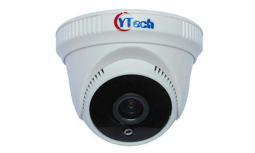 50M IR 4.0M Pixel HD-AHD Dome CCTV Camera with Audio