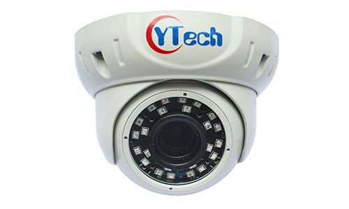 40M IR 2.0M Pixel HD waterproof outdoor Dome IP Camera