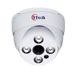 IDES Series IR Waterproof Dome Camera