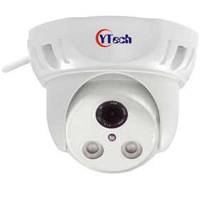 40M IR 2.0M Pixel HD 4X Motor-driven Varifocal  wireless Wifi waterproof outdoor Dome IP Camera