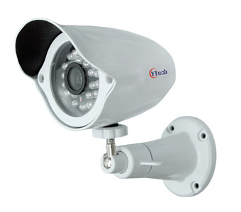 30M IR 2.0M Pixel HD-AHD Waterproof Outdoor Bullet CCTV Camera