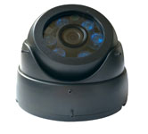 VC Series Indoor IR Dome Vehicle-Mounted Dome Camera(Build-in Audio)